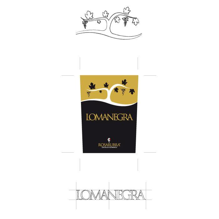 etichetta-rosarubra-lomanegra
