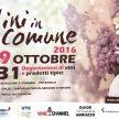 """Rosarubra partner di """"Vini in Comune"""""""
