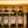 Waiting for you at Prowein!