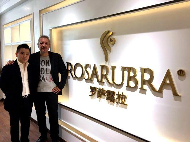 rosarubra Cina