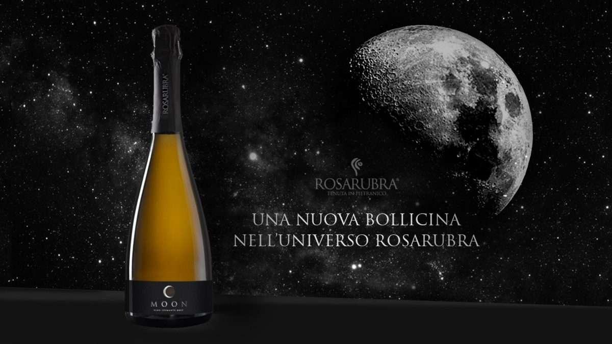 Bottiglia spumante Moon